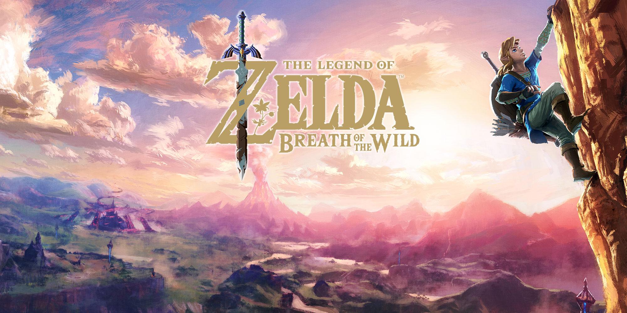 The Legend of Zelda: Breath of the Wild ultrapassa 200.000 unidades vendidas na Alemanha