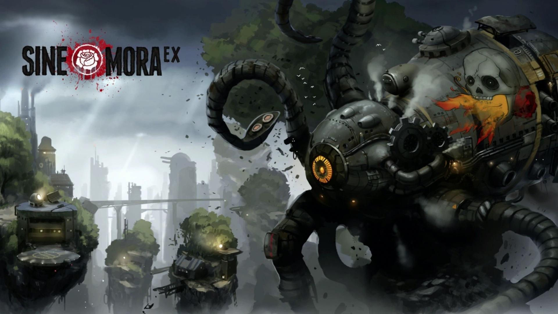 Sine Mora EX chega neste mês na América do Norte e em outubro no resto do mundo [Switch]