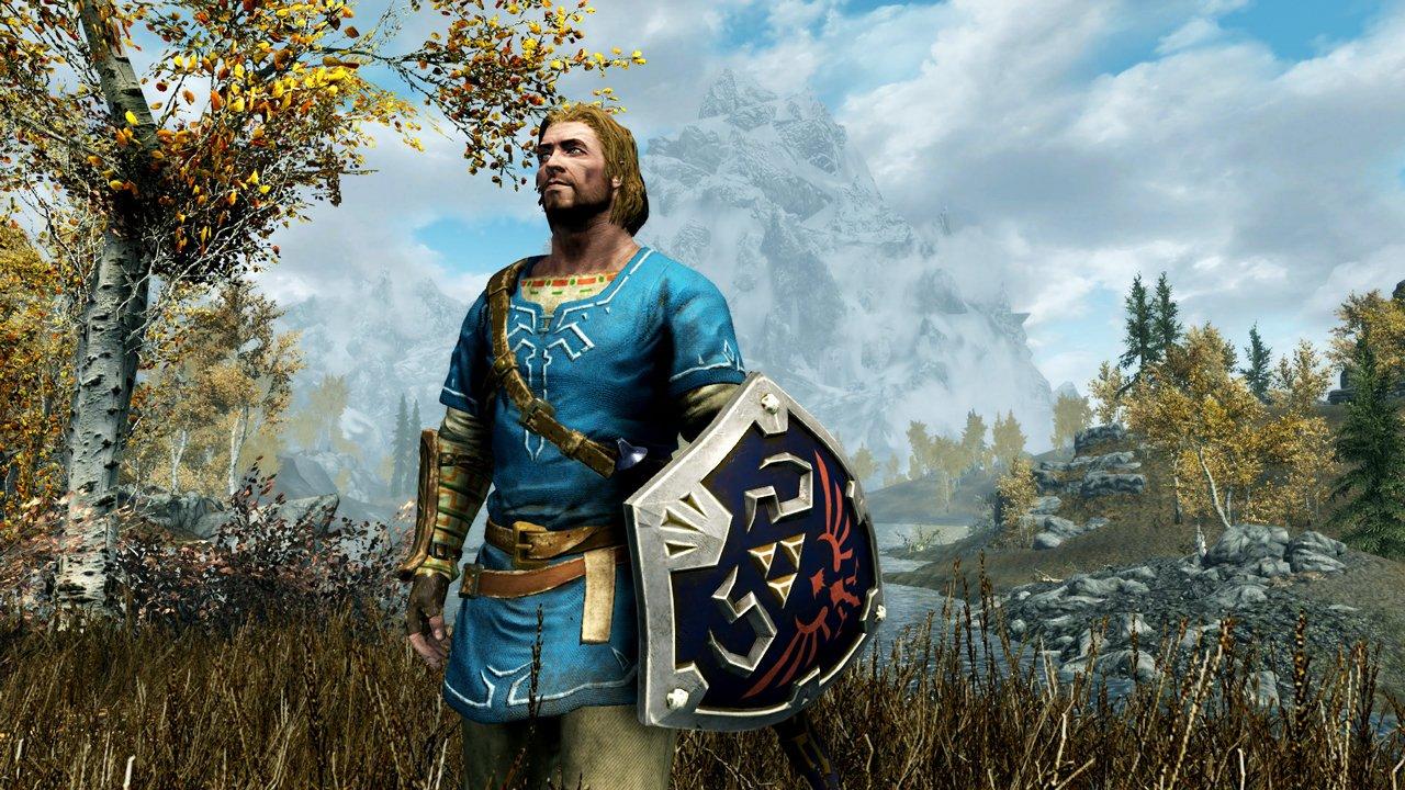 Veja quanto The Elder Scrolls V: Skyrim irá ocupar no seu Switch