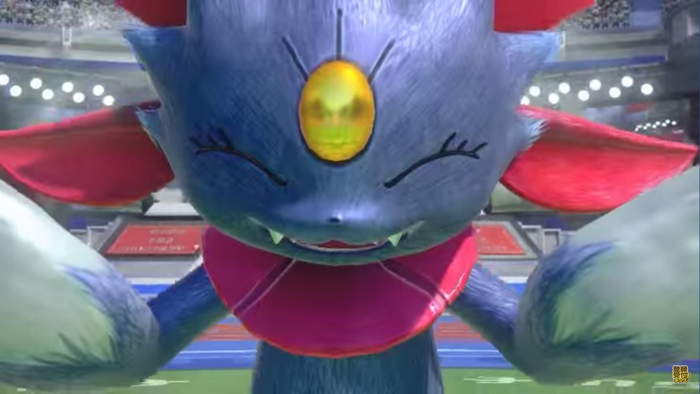 Weavile é a estrela do novo trailer de Pokkén Tournament DX para Nintendo Switch