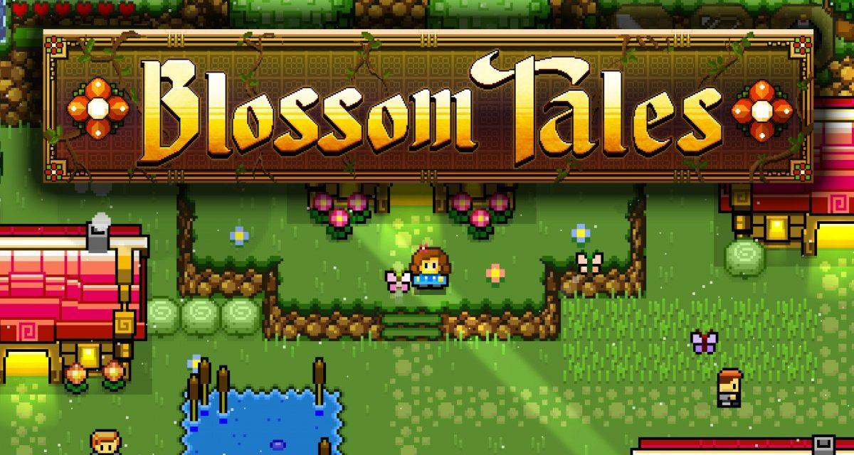 Blossom Tales é novo jogo da FDG Entertainment exclusivamente para o Nintendo Switch