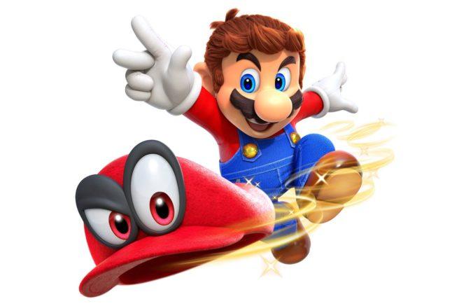 Super Mario Odyssey recebe novos vídeos