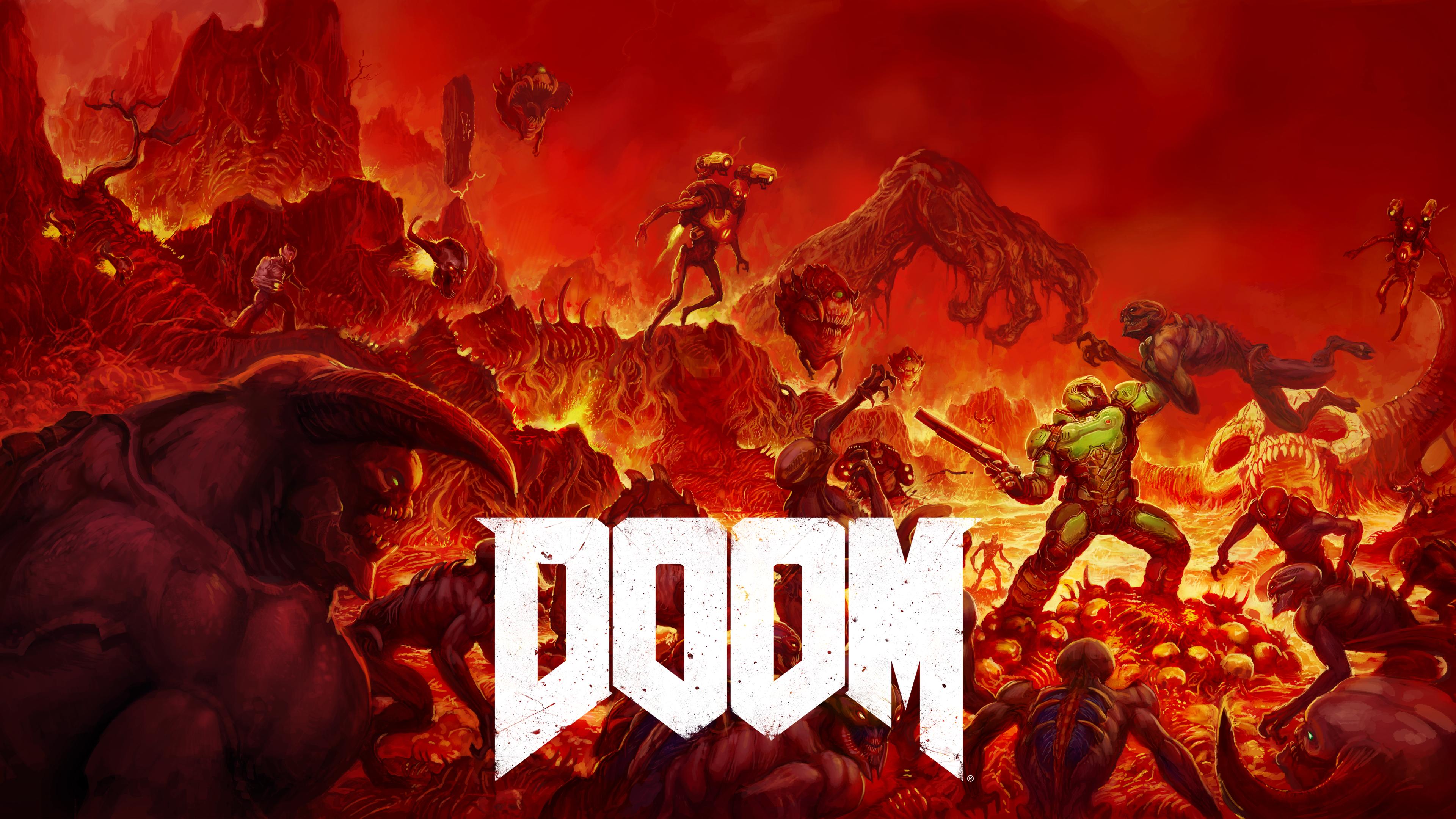 Novos detalhes de DOOM para Nintendo Switch