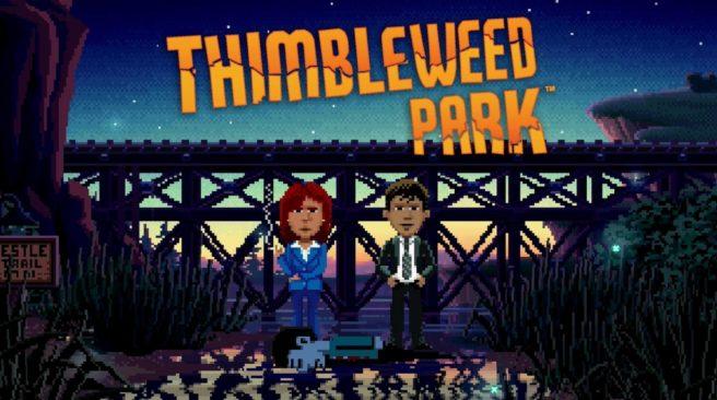 Thimbleweed Park ganha data de lançamento no Switch