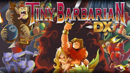 Tiny Barbarian DX incluirá um chaveiro e uma bolsa de microfibra como brinde de pré-venda