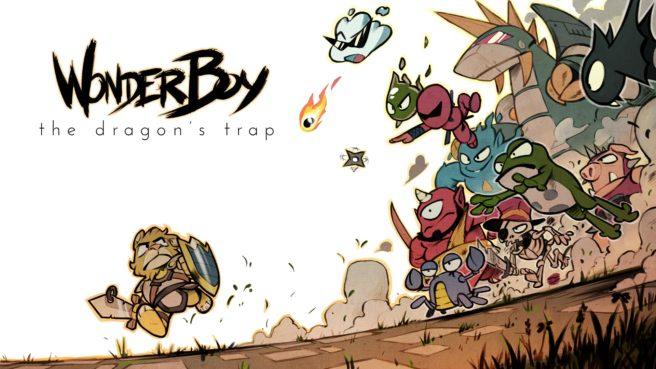 Wonder Boy: The Dragon's Trap para Switch ganhará versão física