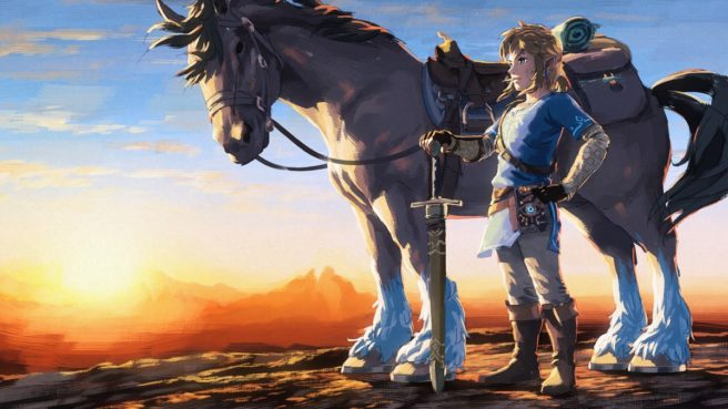 Japan Game Awards: The Legend of Zelda: Breath of the Wild foi o grande vencedor