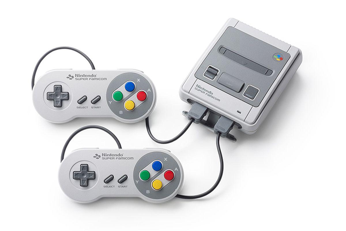 Super Famicom Classic Edition vendeu 90% de seu estoque inicial no Japão