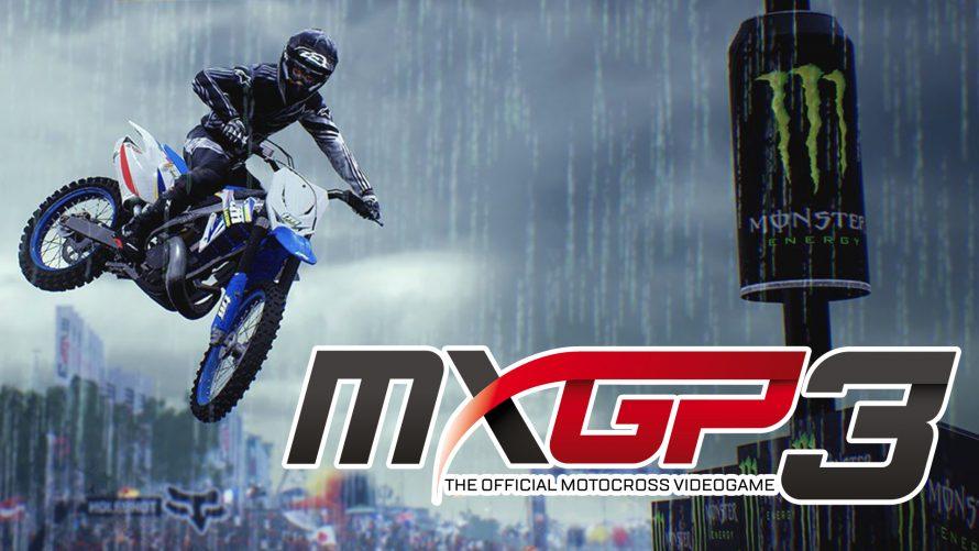Milestone divulga novo trailer de MXGP 3 para Nintendo Switch