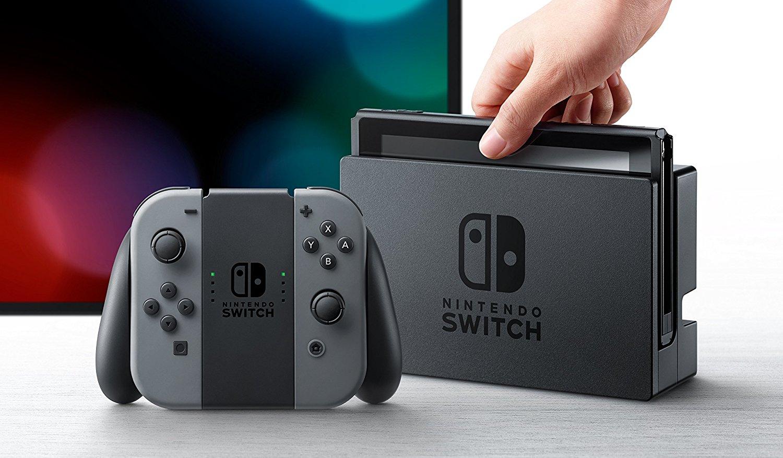 Nintendo Switch vendeu 390 mil unidades na França