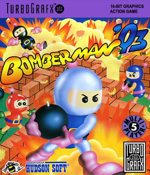 Bomberman '93 está chegando ao Virtual Console do Wii U