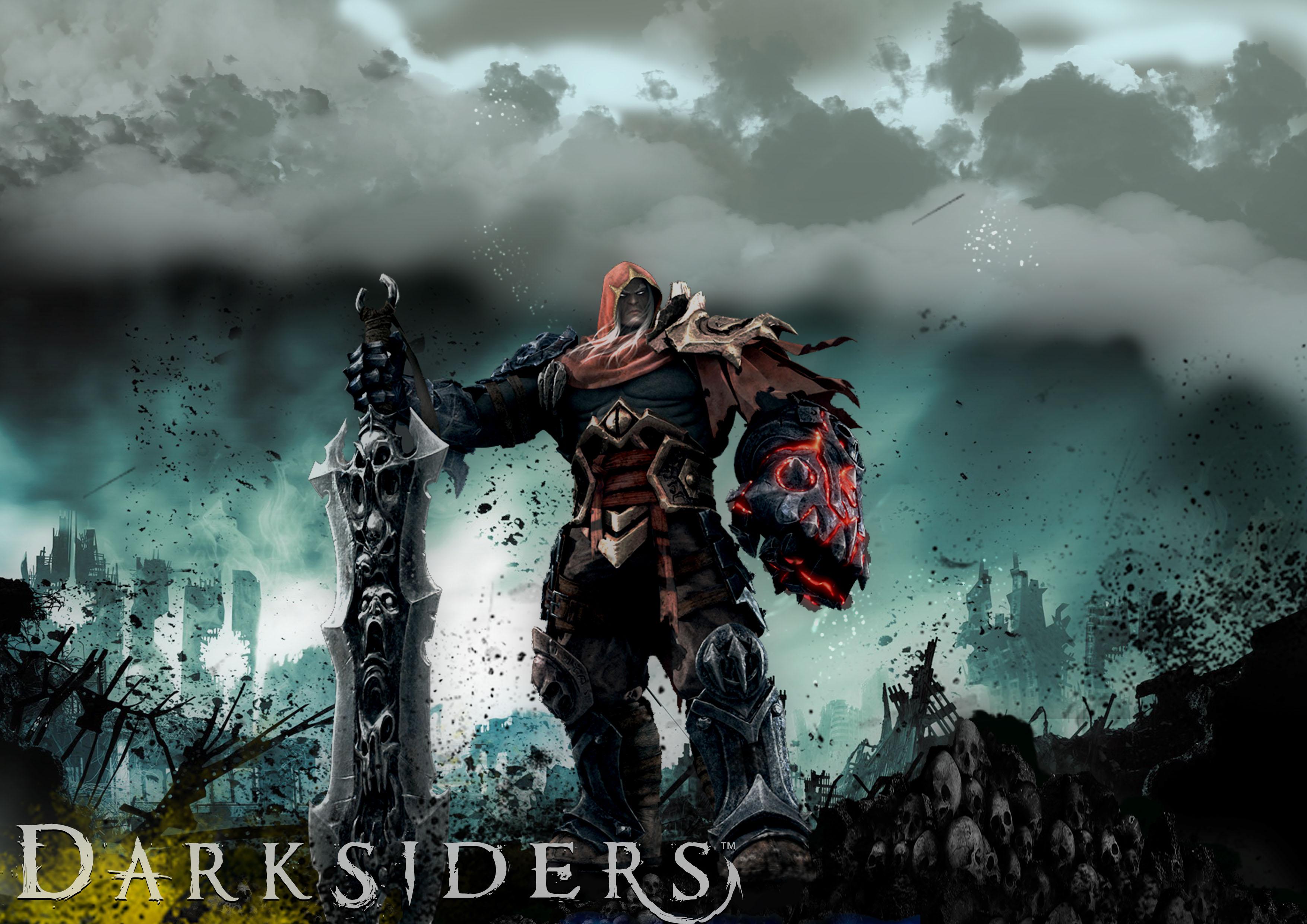 Darksiders Warmastered Edition e Darksiders II estão com um grande desconto no Wii U eShop