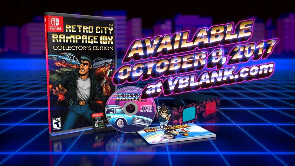 Retro City Rampage DX terá versão física na próxima semana; Confira o trailer
