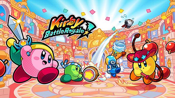 Novo trailer japonês de Kirby Battle Royale para Nintendo 3DS