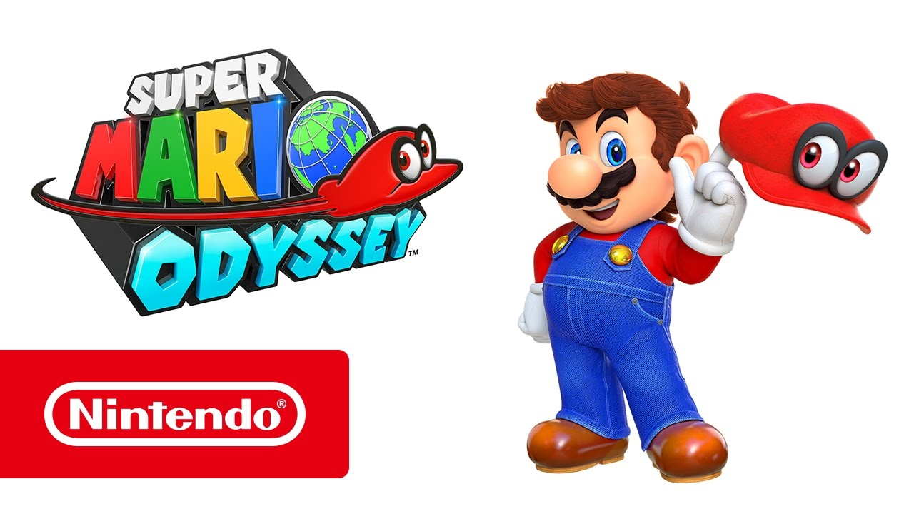 Nintendo divulga novo trailer de Super Mario Odyssey para Nintendo Switch