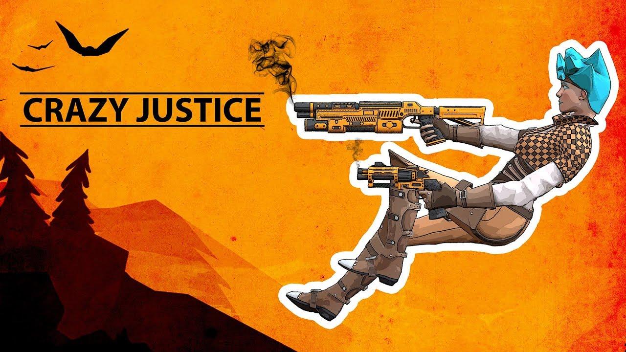 Versão de Crazy Justice para Switch terá Cross-Play entre o Xbox One e PC, além de suporte aos controles por movimento