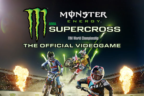 Milestone anuncia Monster Energy Supercross – The Official Videogame para o Nintendo Switch
