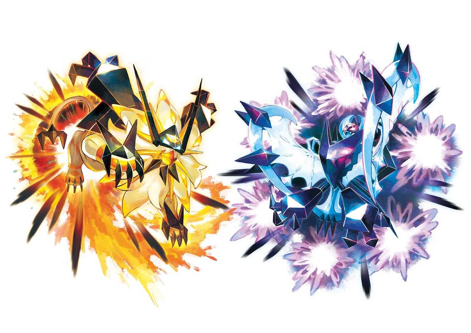 Pokémon Ultra Sun & Pokémon Ultra Moon: Novo trailer revela Z-Move das formas de Necrozma, novas funcionalidades da Rotom Dex e mais