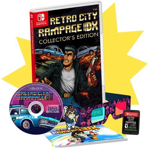 Retro City Rampage DX: Collector's Edition pode ser lançado na próxima semana [SWITCH]