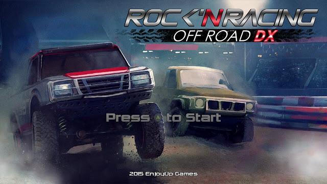 EnjoyUp Games irá trazer Rock 'N Racing  Off Road DX para o Switch