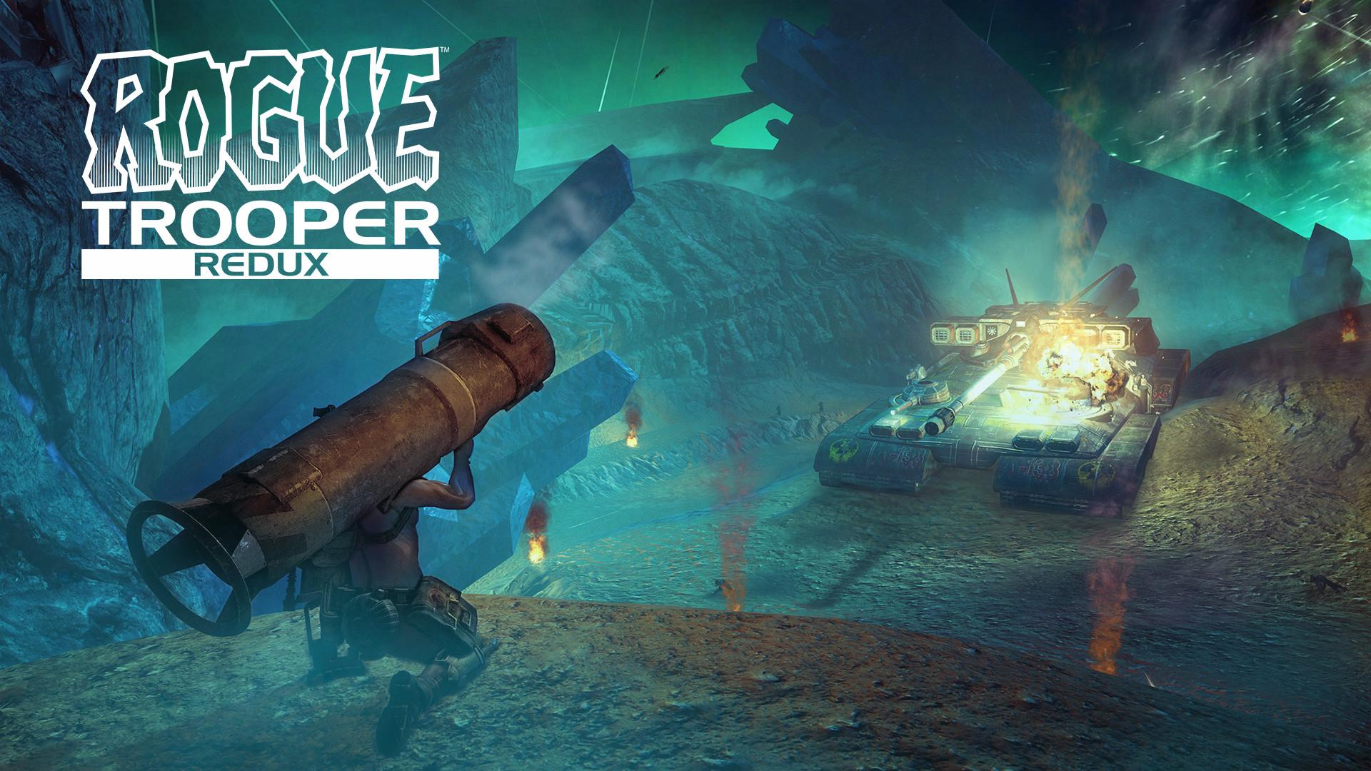 Rogue Trooper Redux ganha novo trailer; Jogo chega no dia 17 de outubro para o Switch