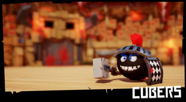 Cubers é anunciado para o Nintendo Switch, jogo chega no próximo ano