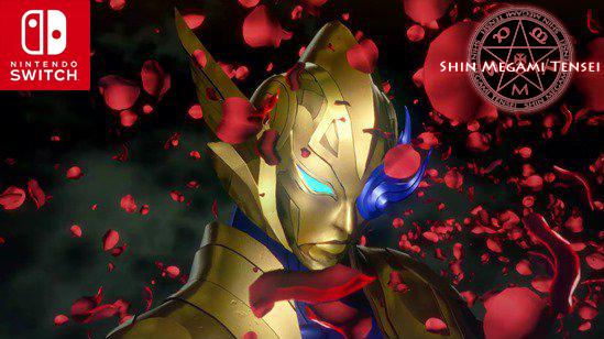 Atlus anuncia novidades para Shin Megami Tensei HD ao vivo em 23 de outubro