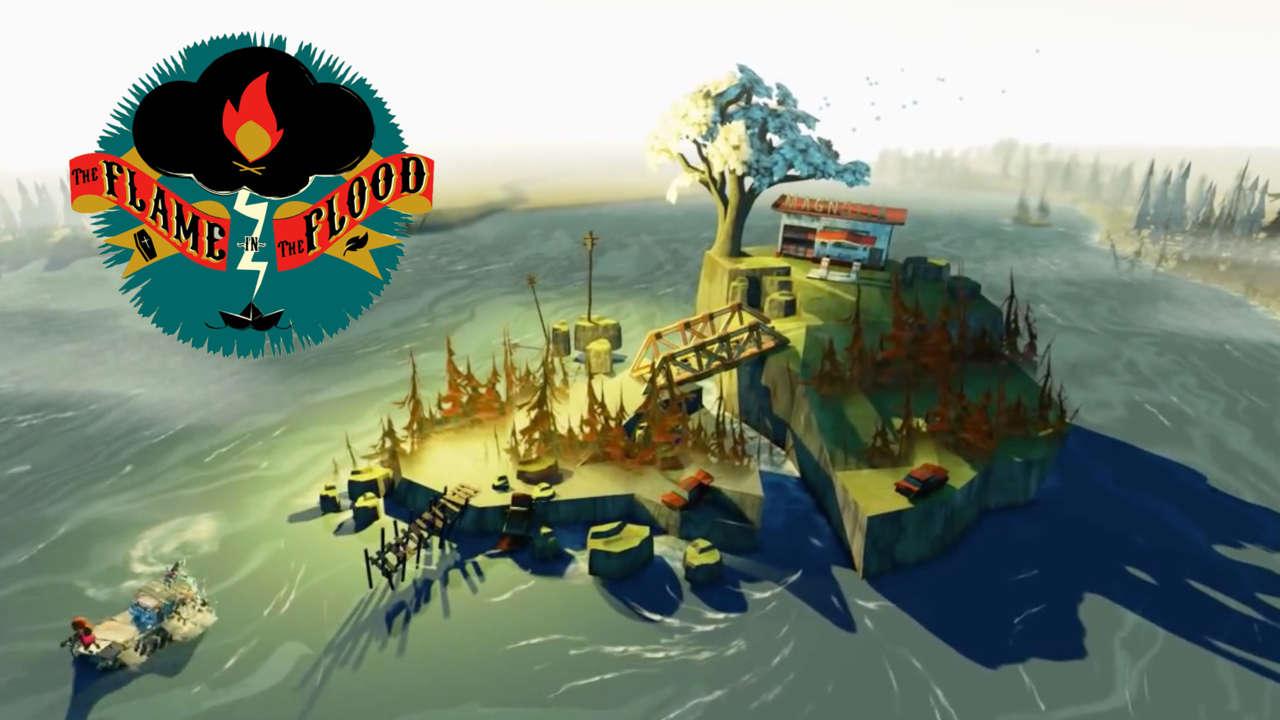 Vendas de The Flame in the Flood supera as expectativas da Curve Digital, jogo teve melhor desempenho que em outras plataformas