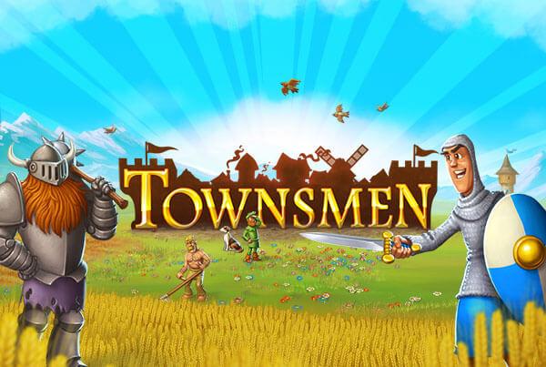 HandyGames anuncia o jogo de estratégia Townsmen para o Nintendo Switch