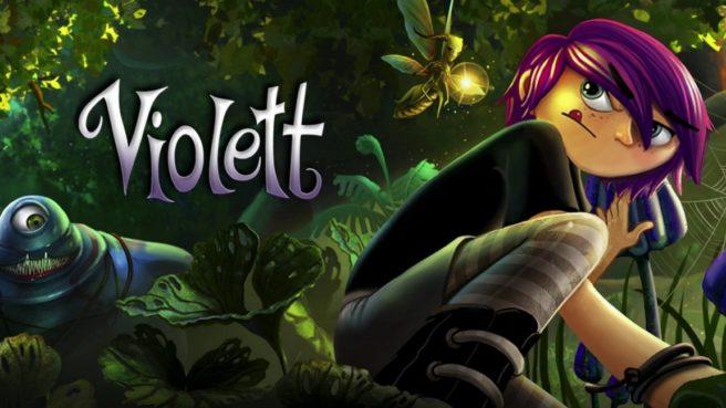 Violett será lançado na próxima semana na Europa e América do Norte  [SWITCH]