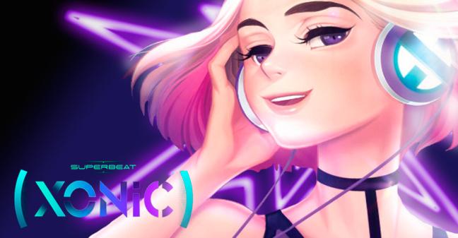 [Switch] Jogo de ritmo Superbeat Xonic está em promoção na eShop por menos de $1