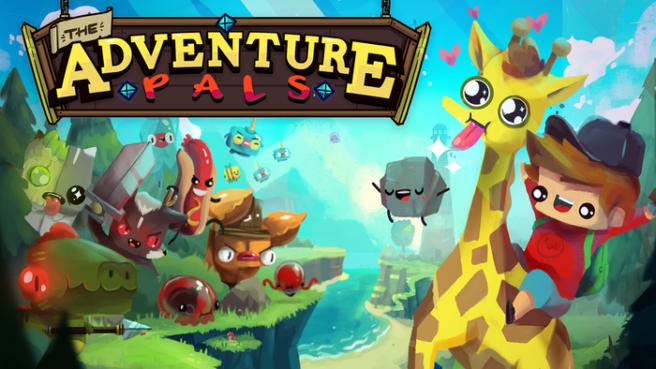 Armor Games Studios anuncia The Adventure Pals para o Nintendo Switch