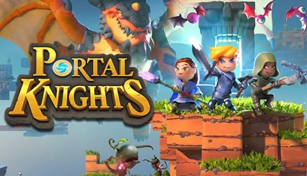 Futuro jogo de Switch, Portal Knights irá oferecer suporte ao multiplayer local