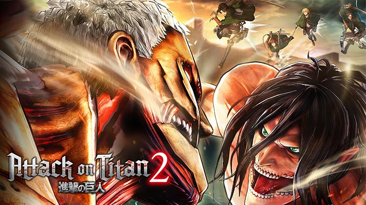 Koei Tecmo divulga novo trailer de Attack on Titan 2 [Switch]