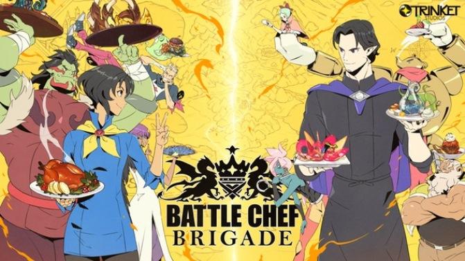 Battle Chef Brigade ganha data de lançamento no Switch