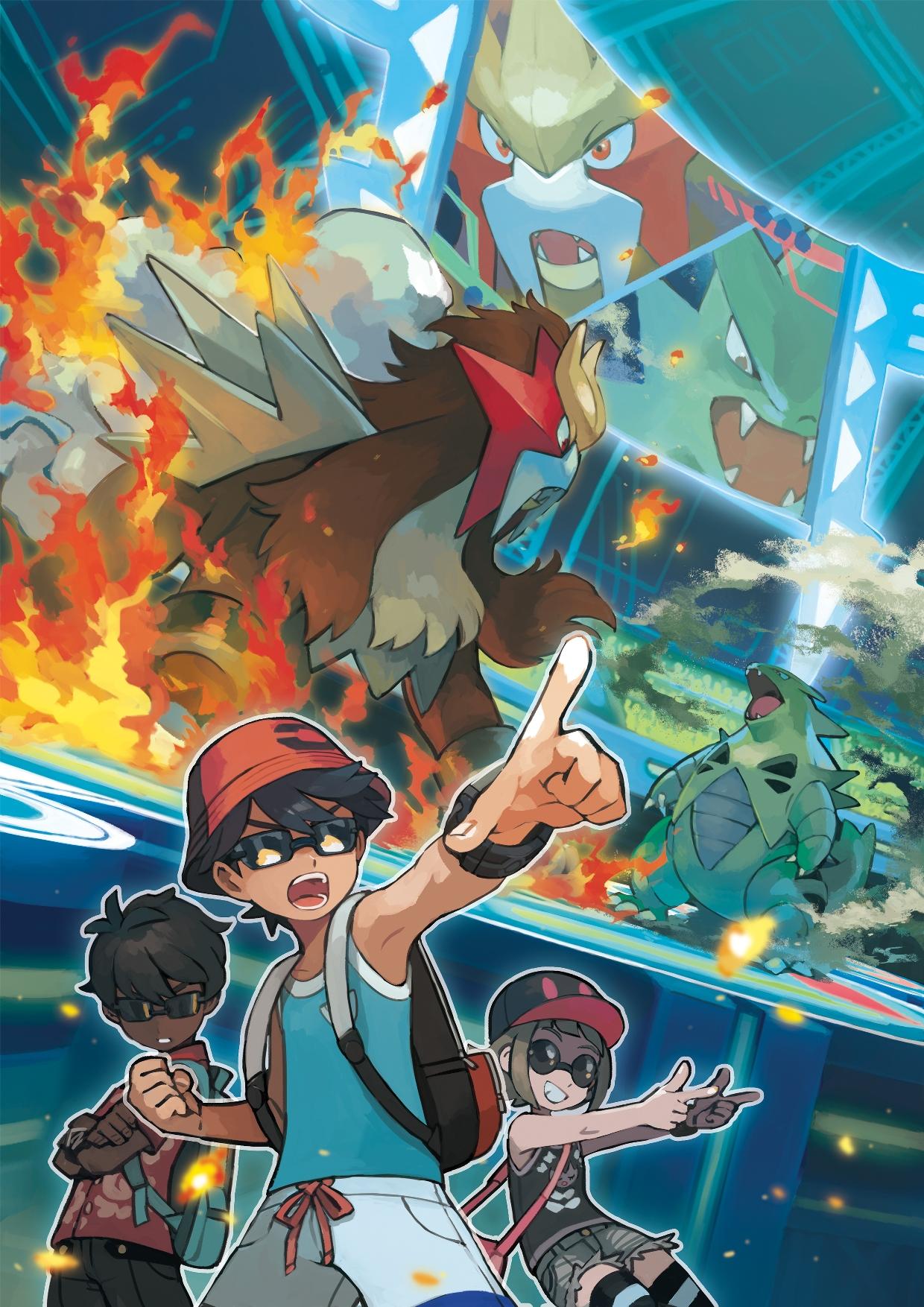 Pokémon Ultra Sun & Pokémon Ultra Moon: Novo trailer revela o retorno de Giovanni, Battle Agency e muito mais