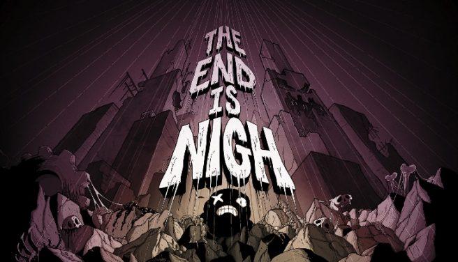 The End is Nigh chega em dezembro no Nintendo Switch