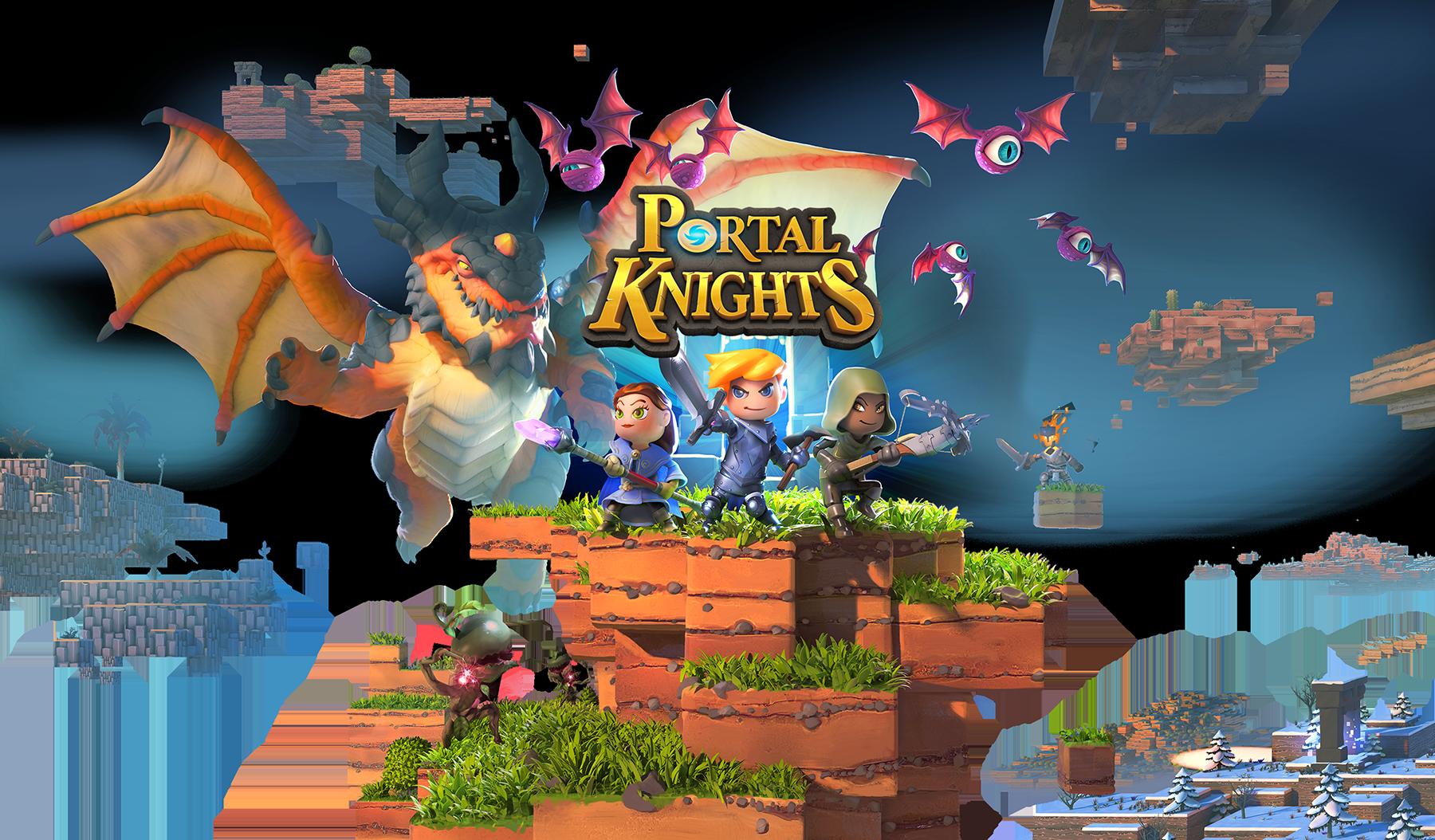 Portal Knights chega na próxima semana, versão física do jogo prevista para o início de 2018
