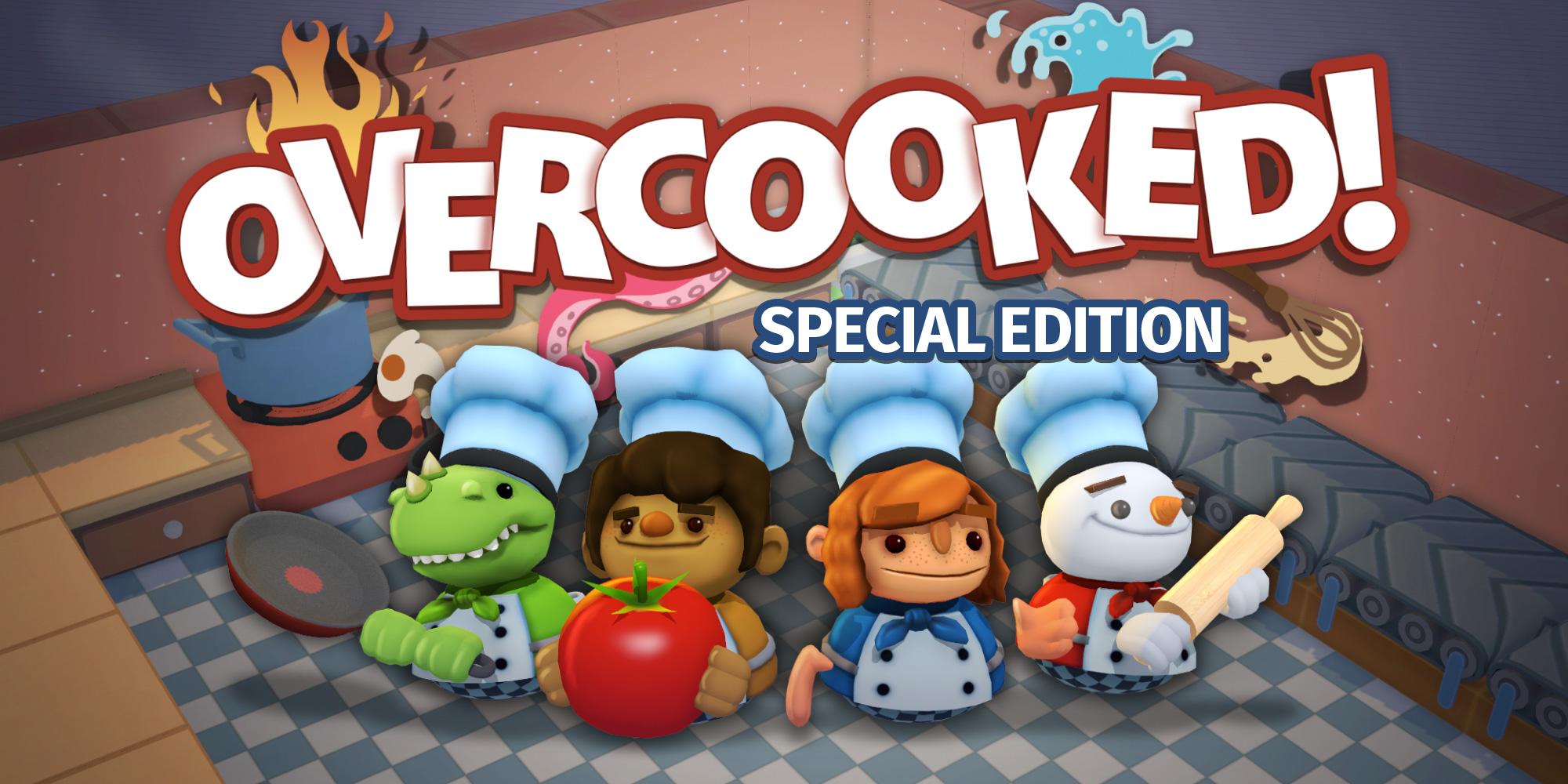 Team17 revela data para versão física de Overcooked: Special Edition