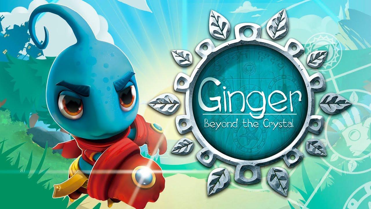 BadLand Games irá lançar Ginger: Beyond the Crystal no Nintendo Switch, jogo chegará neste mês via eShop e versão física em 2018