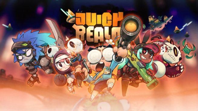 Novo trailer para Juicy Realm, Futuro jogo de Switch