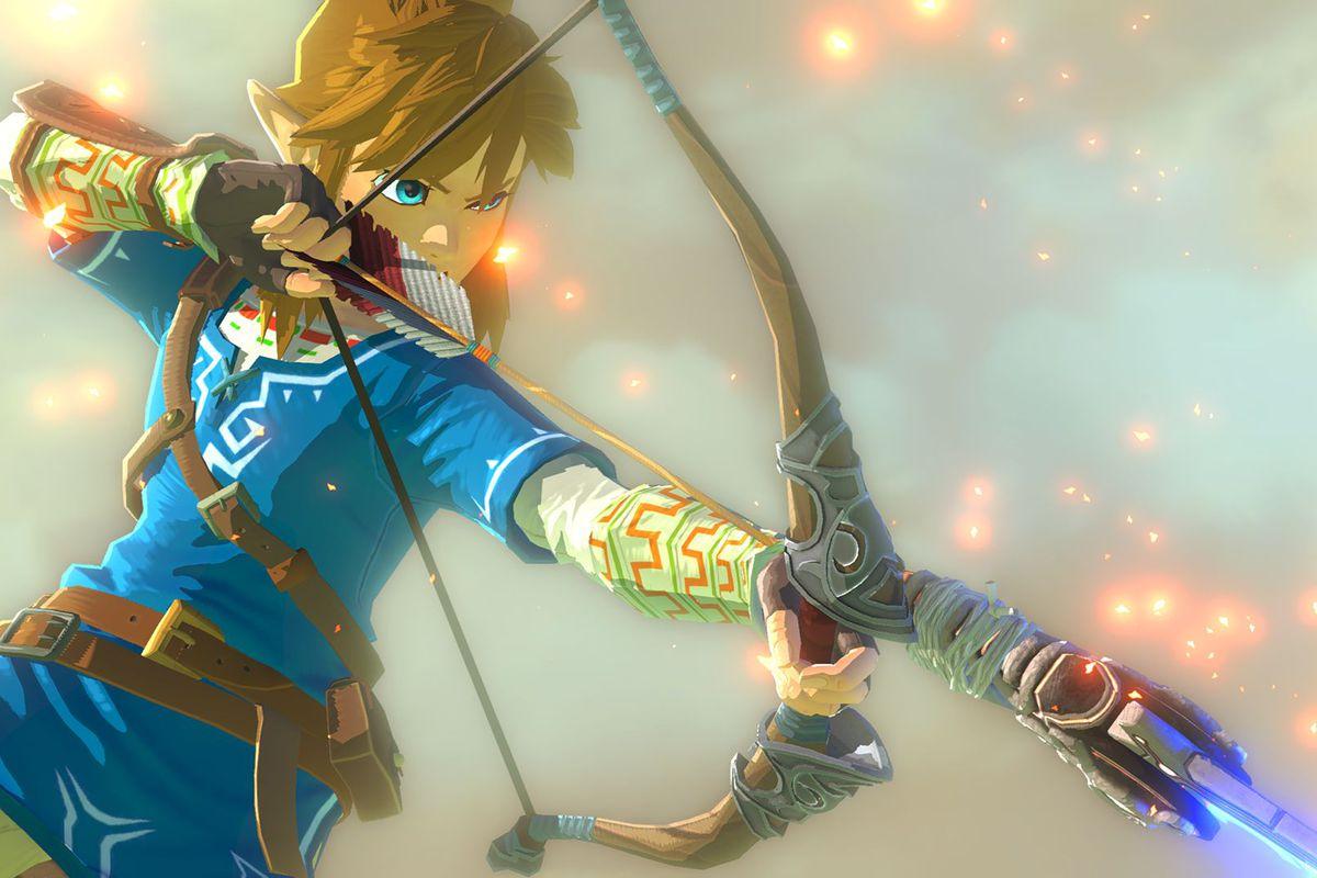 The Legend of Zelda: Breath of the Wild irá ganhar side quest onde os jogadores poderão adquirir o traje do personagem Rex de Xenoblade Chronicles 2