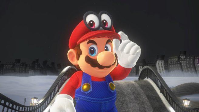 Super Mario Odyssey vendeu 90% de seu estoque inicial no Japão