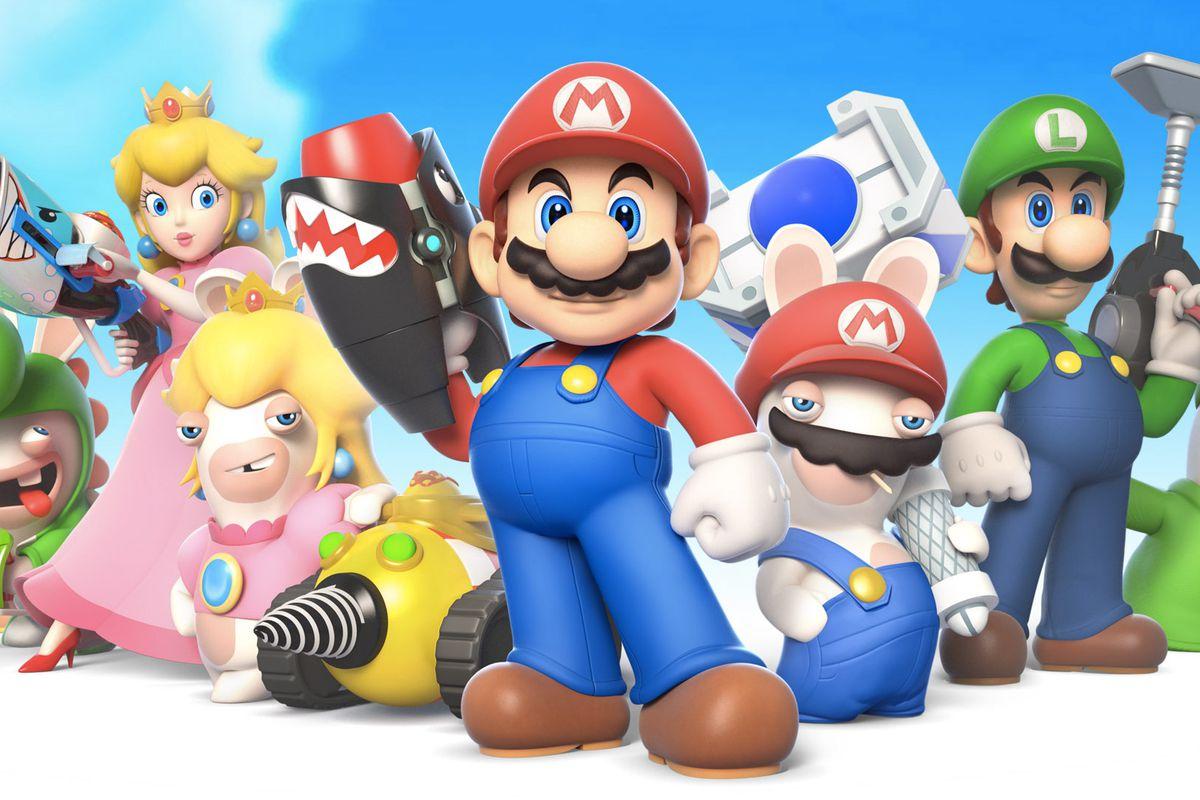 Nintendo Switch representou 12% das vendas da Ubisoft no primeiro semestre do ano fiscal e 19% no último trimestre