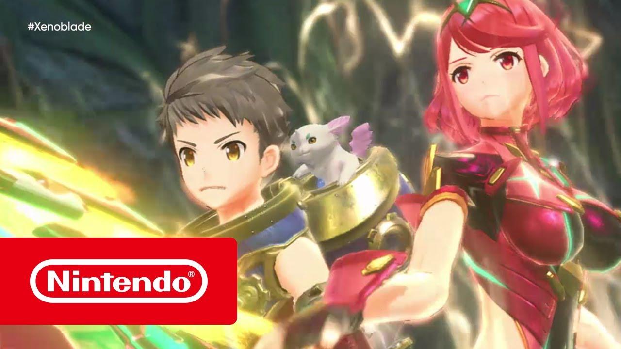 Nintendo anuncia Expansion Pass para Xenoblade Chronicles 2