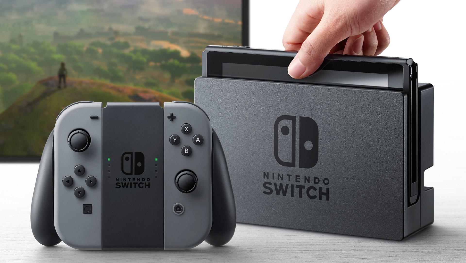 Nintendo tem planos de aumentar drasticamente a produção do Nintendo Switch para o próximo ano fiscal