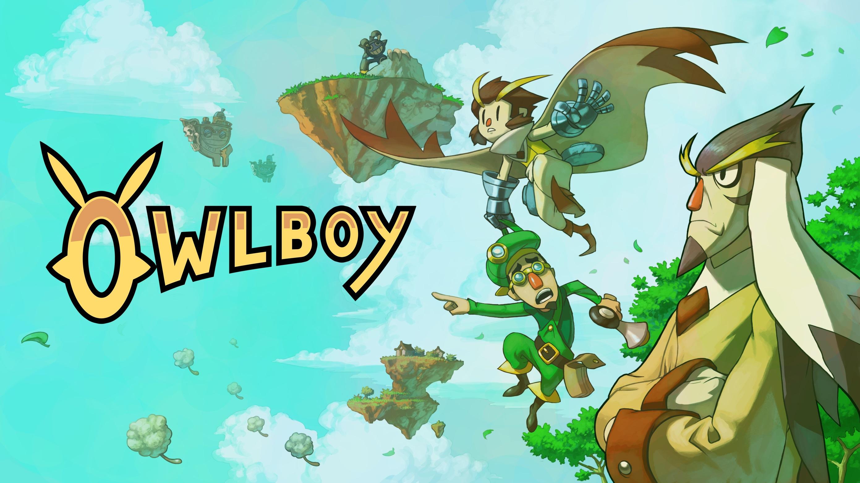 D-Pad Studio irá trazer Owlboy para o Nintendo Switch