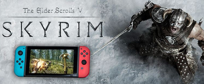 The Elder Scrolls V: Skyrim ganha novo comercial para a versão de Nintendo Switch