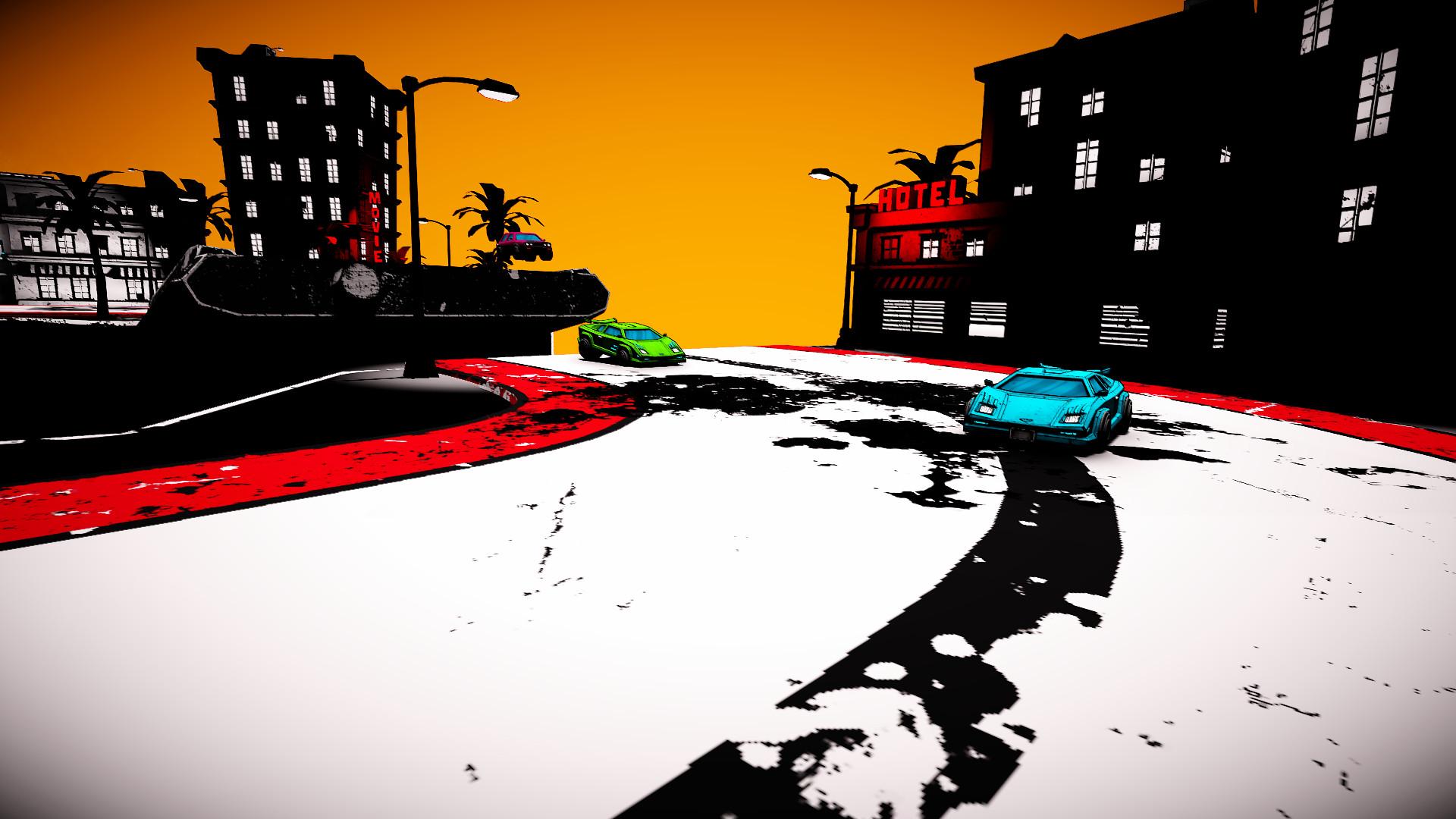PQube irá publicar Street Heat no Nintendo Switch