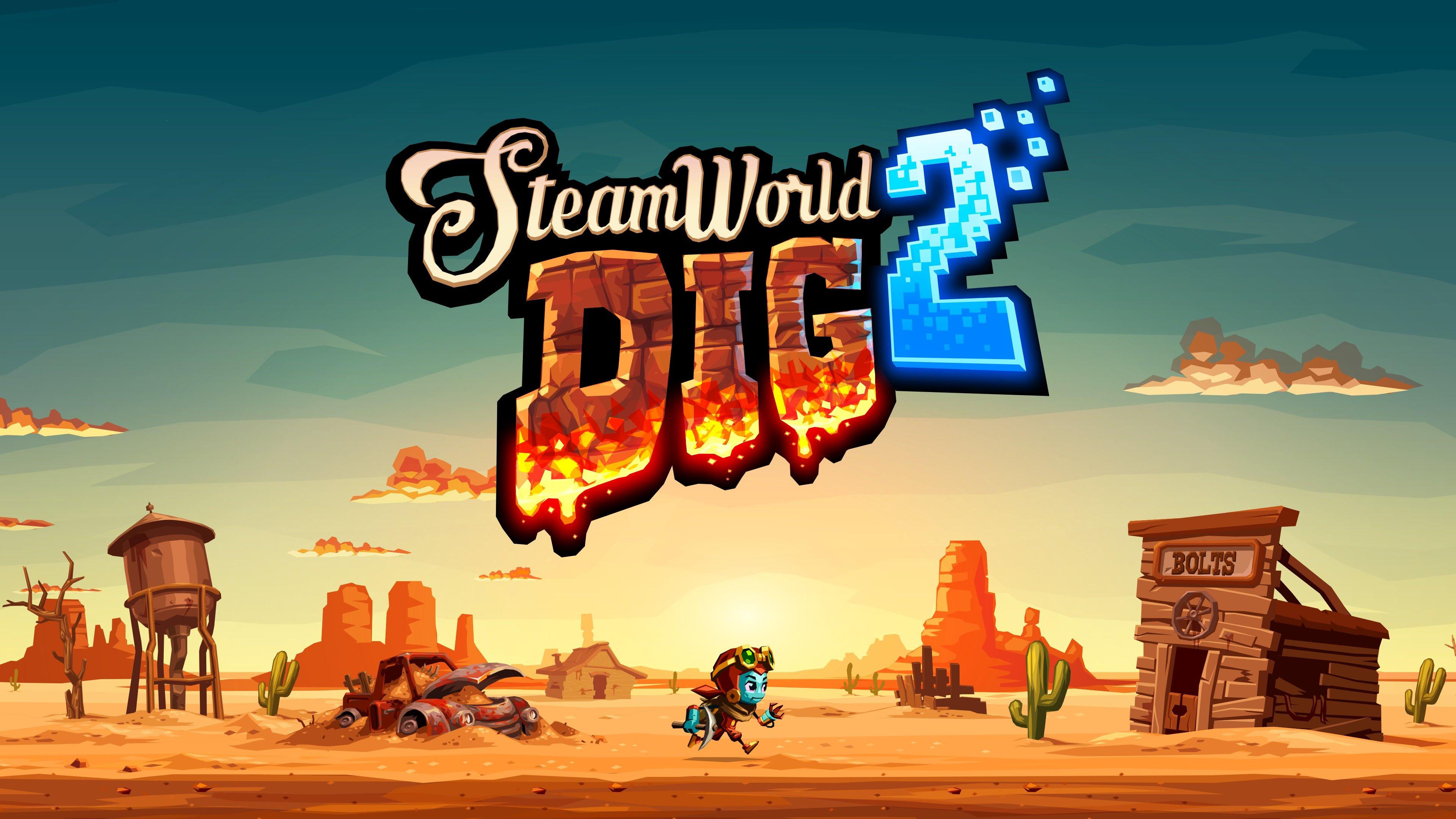 Versão de SteamWorld Dig 2 para Switch vendeu quase 10 vezes mais que a versão de Steam